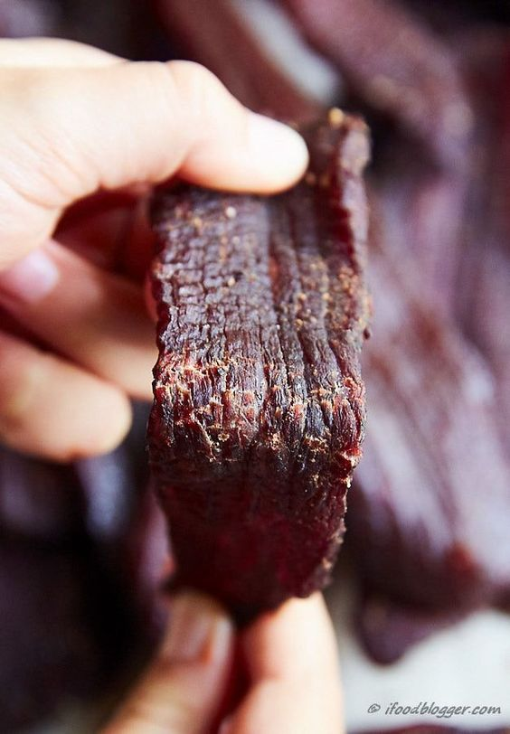 how long to dehydrate jerky