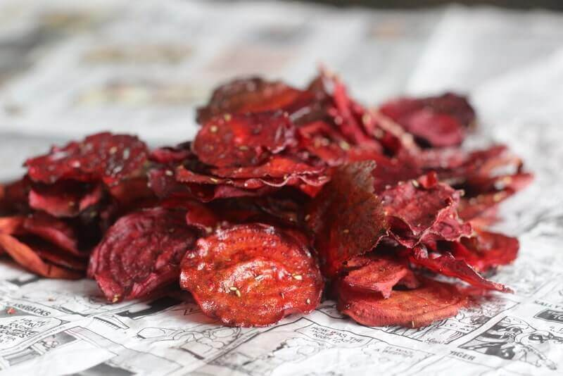 dehydrated beet chips recipe